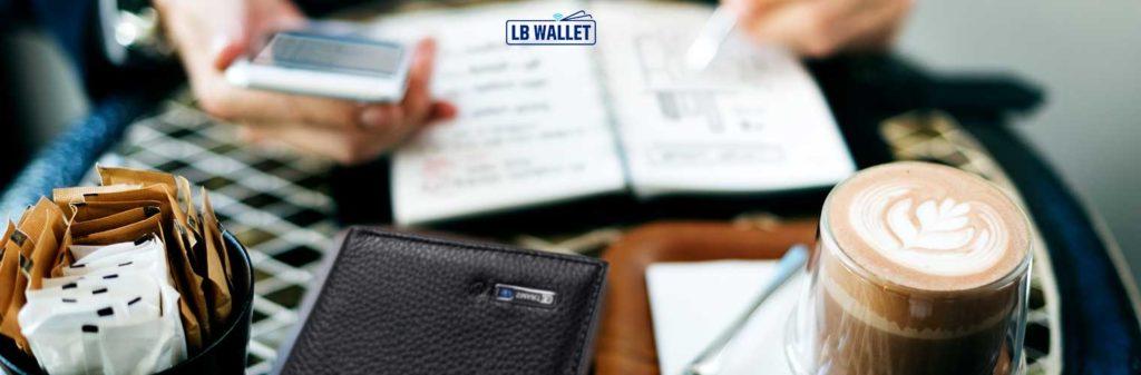 Louis Blanc Smart Wallet review