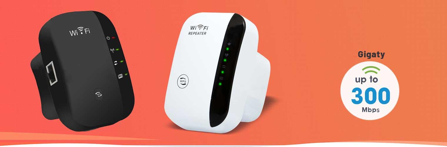 WIFI UltraBoost - WIFI Repeater - Wifi Booster