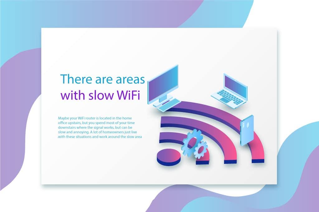 fix slow wifi signal