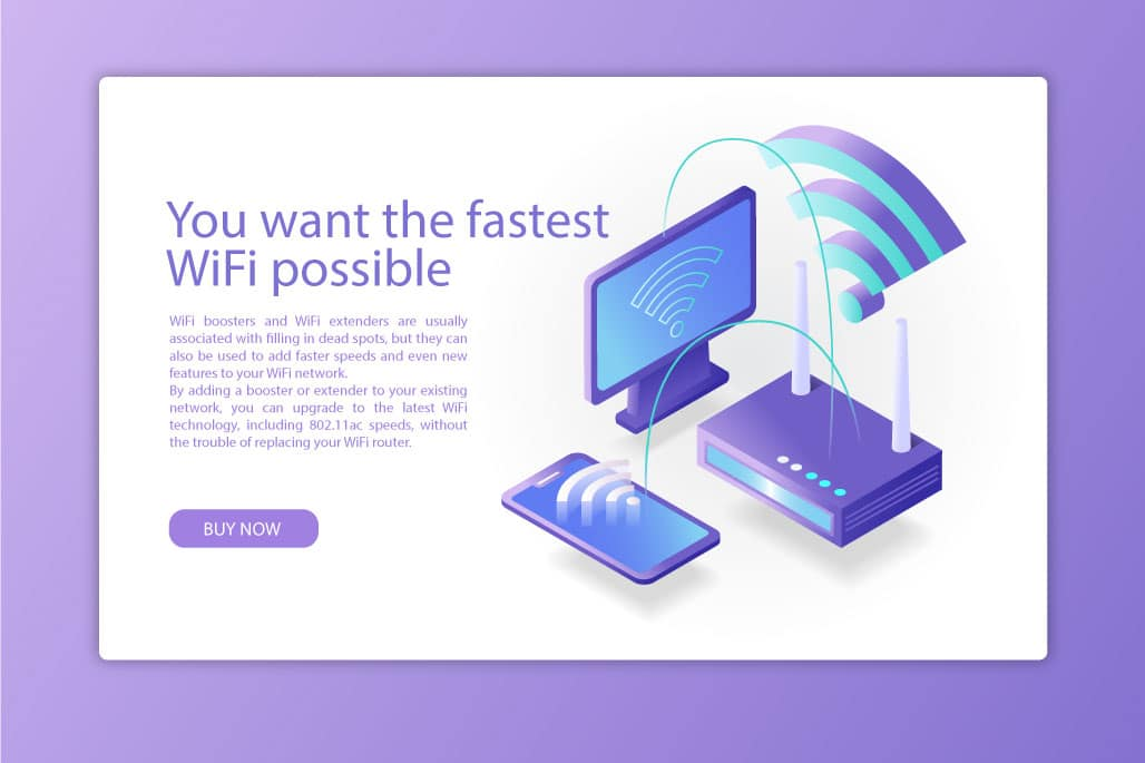 get faster wifi speed