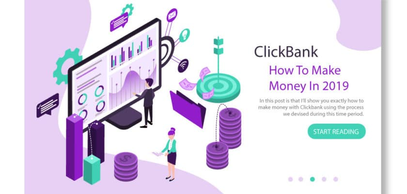 ClickBank – How To Make Money In 2019