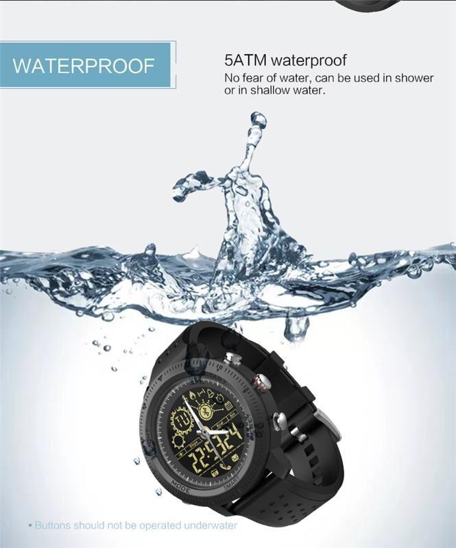 t-watch waterproof