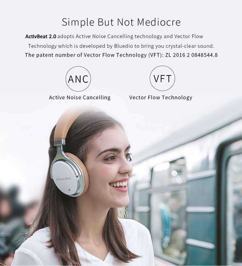 wireless noise cancellation headphones