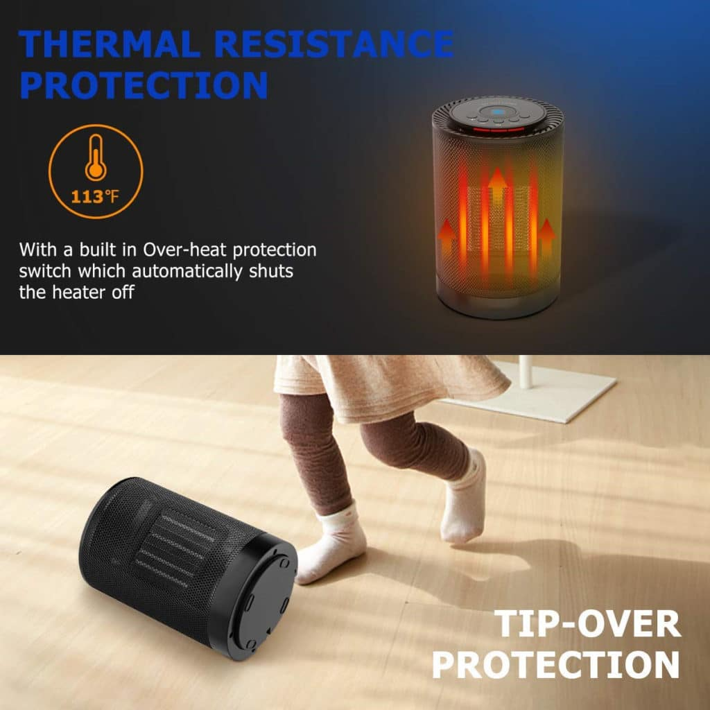 ecoheat s safety features