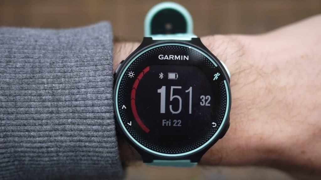 garmin forerunner 325 smartwatch