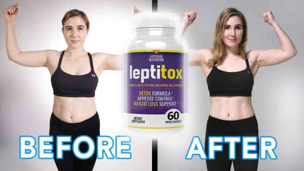 Measurements Of Leptitox Weight Loss