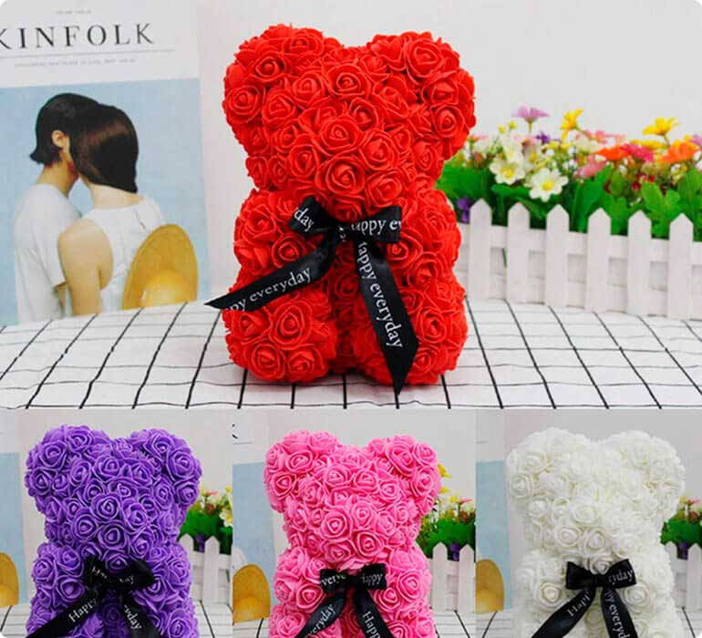 Roseal CuteBear - The most creative gift for your loved ones in 2020 6