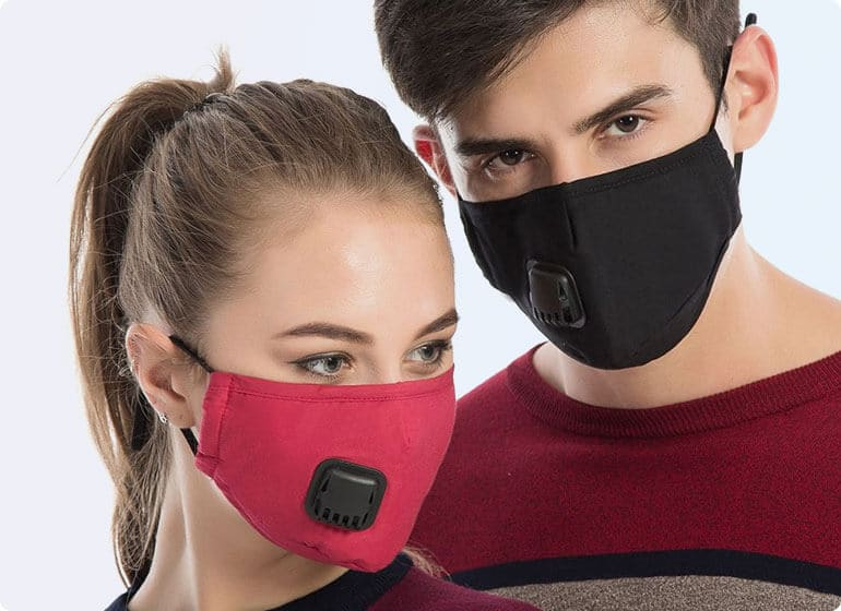 oxybreath pro mask features