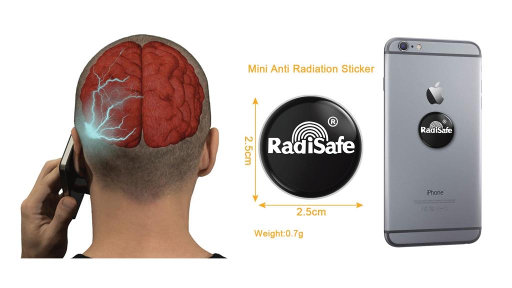 radiationstopper pro sticker