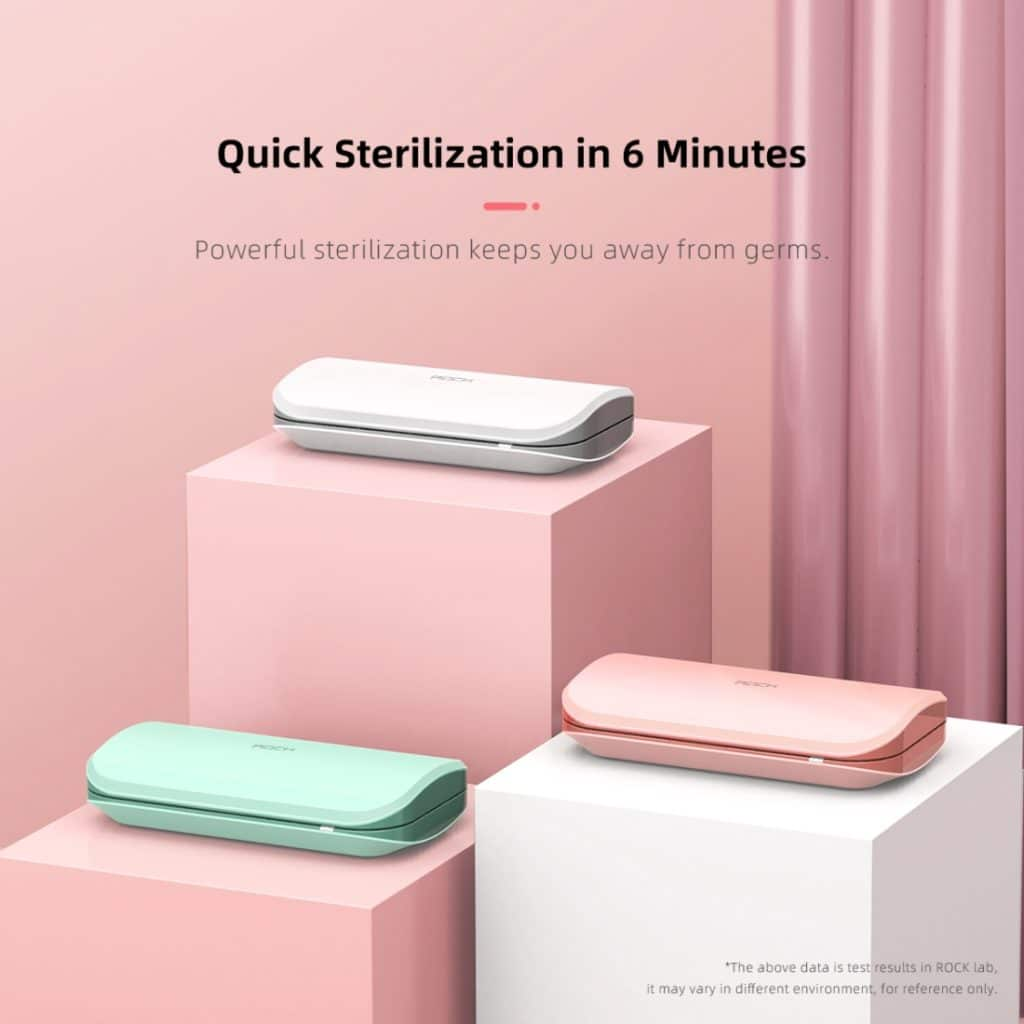 SmartSanitizer Pro Review: quick sterilizaton in 6 minutes