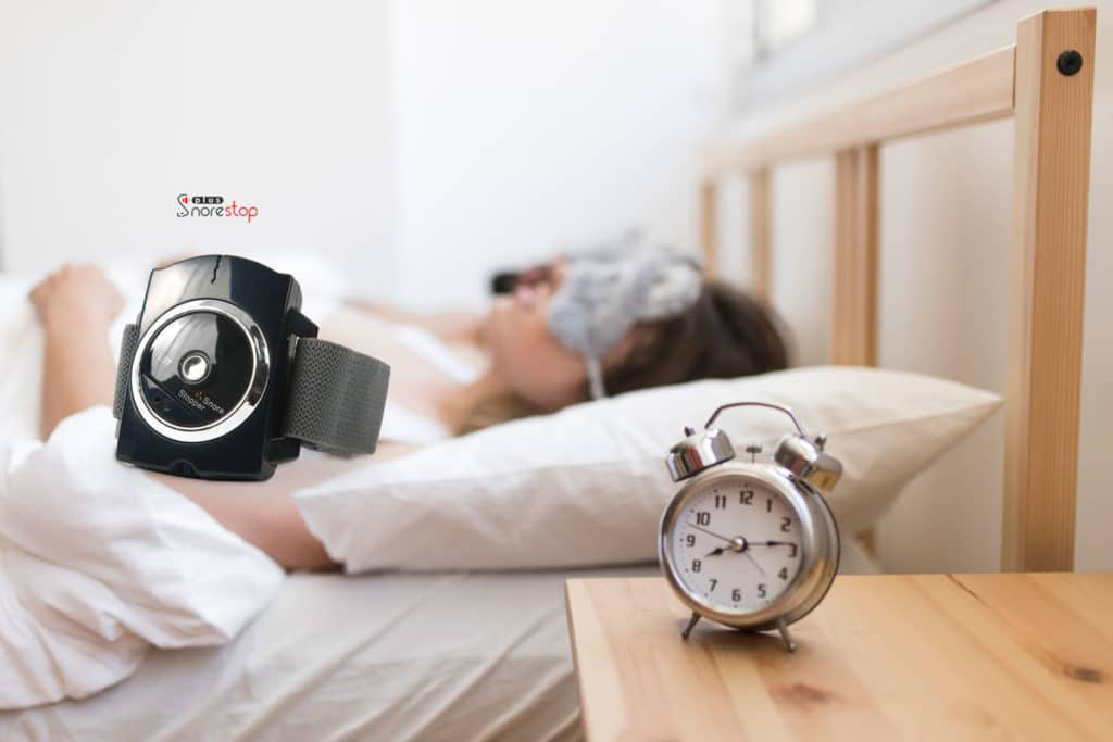 snorestop plus device