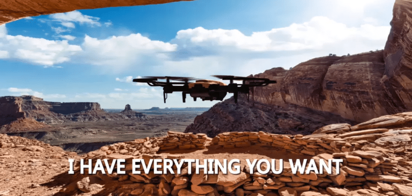exploreair drone