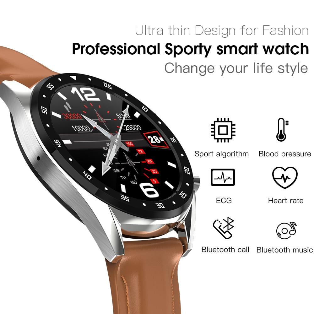 GX SmartWatch Review: ultra thin design