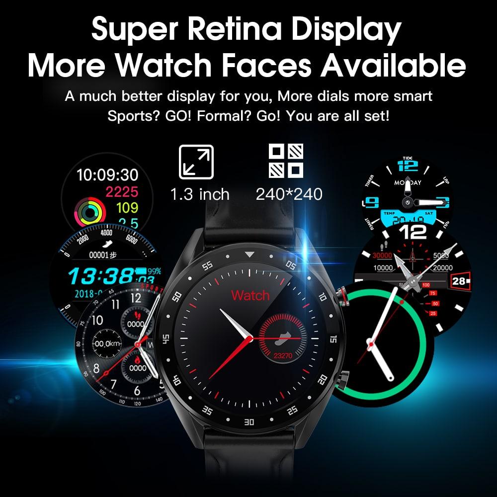 GX SmartWatch Review: super retina display