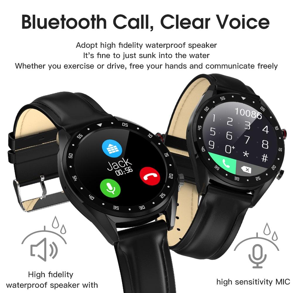 GX SmartWatch Review: bluetooth call