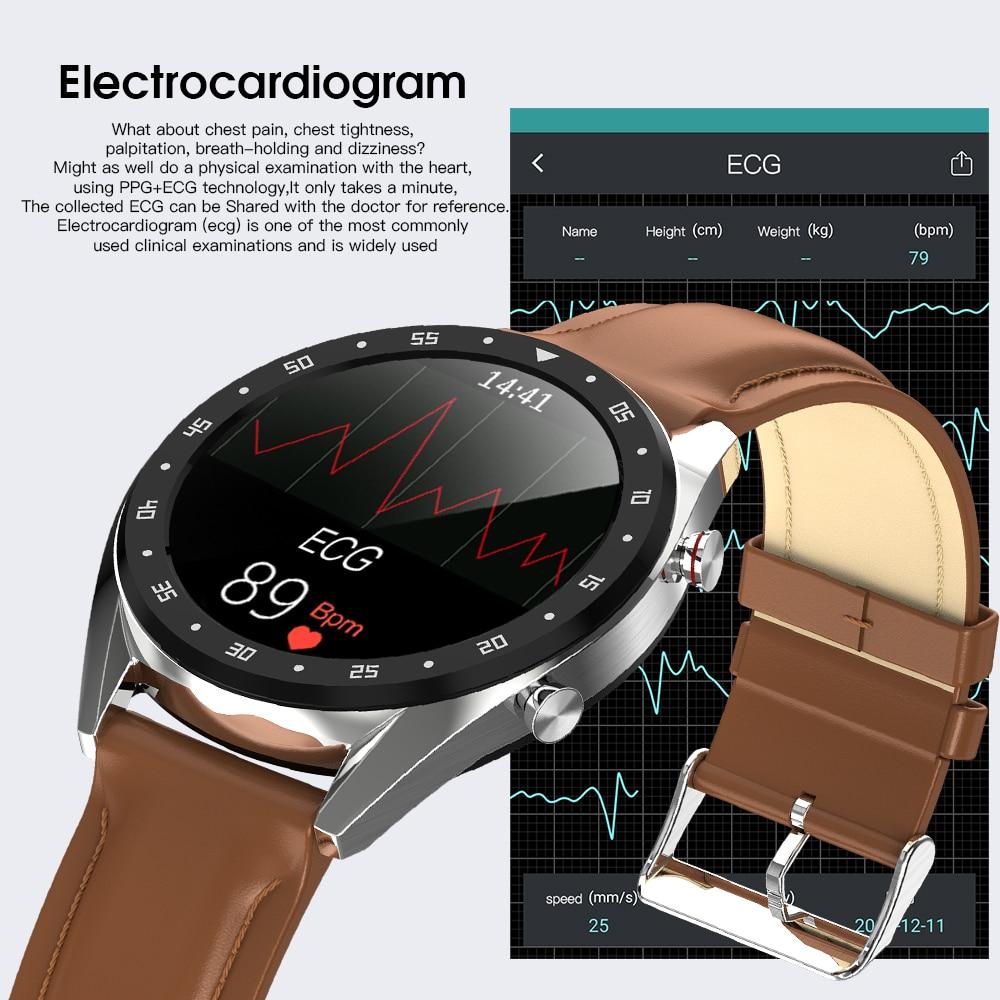 GX SmartWatch Review: EKG function