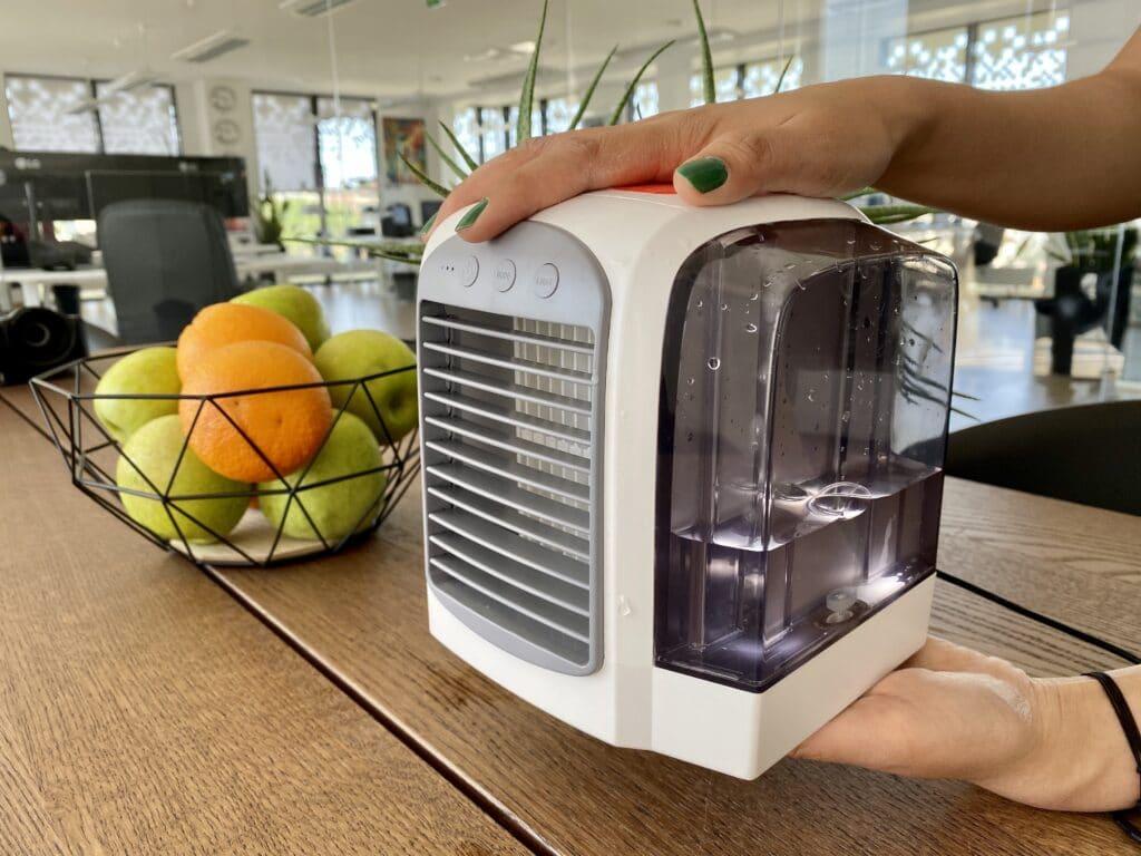 ArcticBreeze Review: Best Portable Air Cooler 7