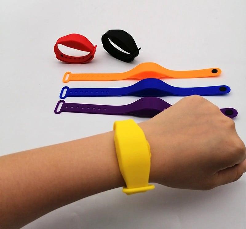 Handsan Wrist Review: on hand