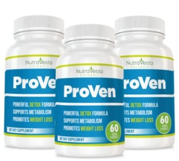 ProVen product pack of 3