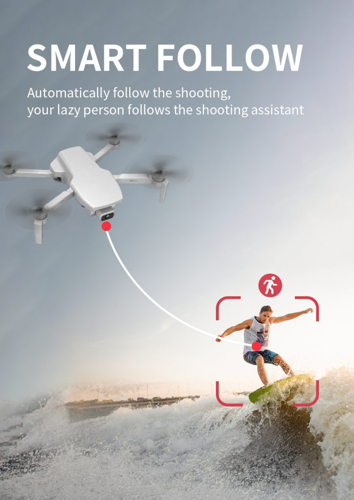 Keep your videos fresh with X PRO Drone - Get the 50% discount now 1