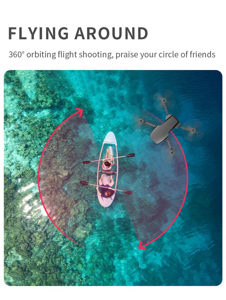 Keep your videos fresh with X PRO Drone - Get the 50% discount now 10