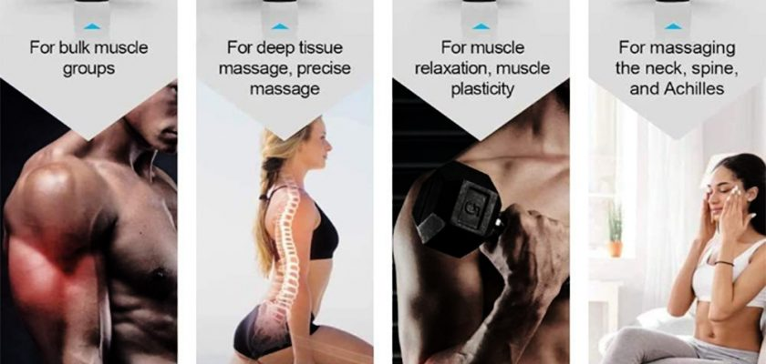 Muscle up! with Muscle Relax PRO - 4 gears for a healthy body 1