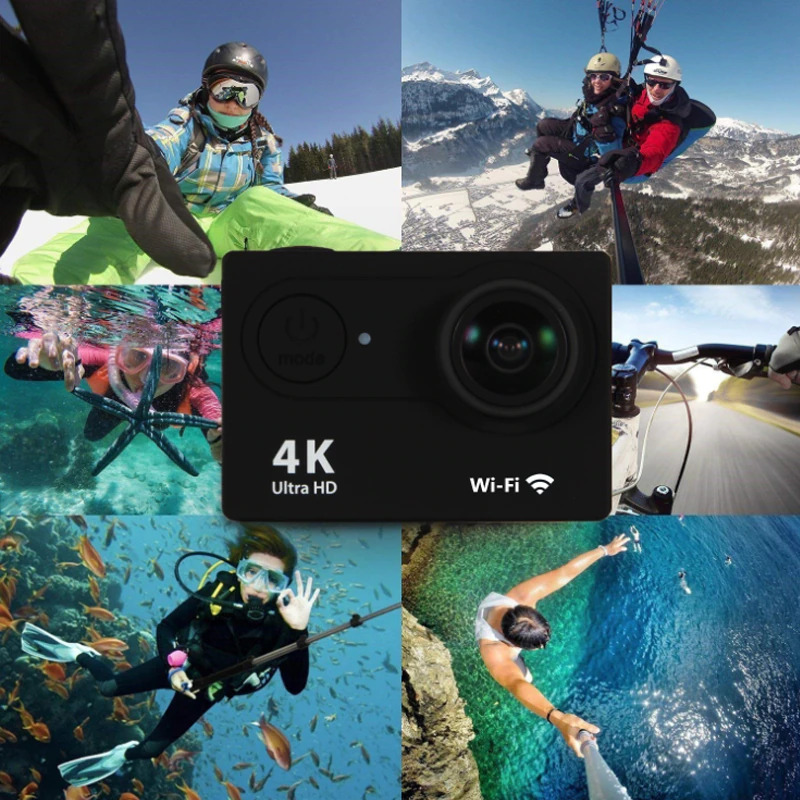 RealAction Pro Review: 4K camera