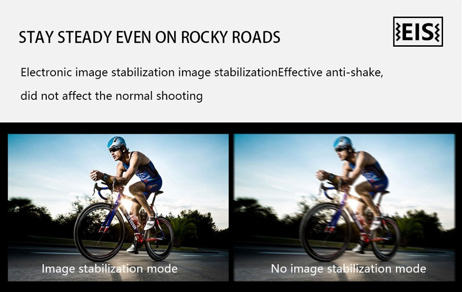 RealAction Pro Review: steady image